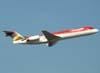 Fokker 100 (F28MK0100), PR-OAM, da OceanAir. (23/06/2009)
