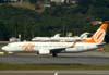 Boeing 737-8EH, PR-GGJ, da GOL. (23/06/2009)
