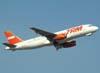 Airbus A320-232, PR-MAJ, da TAM. (23/06/2009)