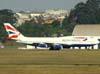 Boeing 747-436, G-CIVM, da British Airways. (23/06/2009)