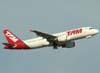 Airbus A320-214, PR-MHV, da TAM. (23/06/2009)