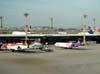 Aeronaves estacionadas. (23/06/2009)