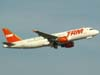 Airbus A320-214, PR-MHG, da TAM. (23/06/2009)