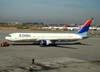 Boeing 767-332ER, N1603, da Delta. (23/06/2009)