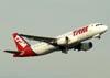 Airbus A320-214, PR-MYA, da TAM. (23/06/2009)
