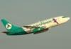 Boeing 737-281, CP-2476, da Aerosur. (23/06/2009)