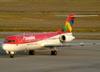 Fokker 100, PR-OAG, da OceanAir. (23/06/2009)