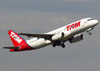 Airbus A320-232, PR-MBH, da TAM. (26/07/2012)