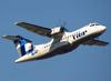 Aerospatiale/Alenia ATR 42-500, PP-PTV, da TRIP. (26/07/2012)