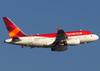 Airbus A318-121, PR-AVO, da Avianca Brasil. (26/07/2012)