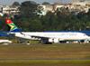 Airbus A330-243, ZS-SXY, da South African. (26/07/2012)