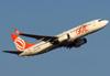 Boeing 737-8EH, PR-GTC, da GOL. (26/07/2012)