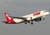 Airbus A320-214, PR-MYR, da TAM. (26/07/2012)