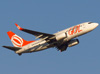 Boeing 737-7EH, PR-GEC, da GOL. (26/07/2012)