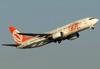 Boeing 737-8Q8, PR-GIR, da GOL. (26/07/2012)