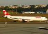 Airbus A340-313X, HB-JMH, da SWISS. (26/07/2012)