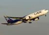 Boeing 767-316ER, CC-CZW, da LAN Airlines. (26/07/2012)