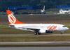 Boeing 737-7BX, PR-VBX, da GOL. (26/07/2012)