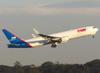 Boeing 767-316FER, PR-ADY, da TAM Cargo. (26/07/2012)