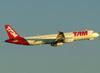 Airbus A321-231, PT-MXH, da TAM. (26/07/2012)