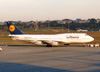 Boeing 747-430, D-ABVW, da Lufthansa. (26/07/2012)
