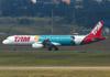 Airbus A321-231, PT-MXD, da TAM. (26/07/2012)
