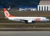 Boeing 737-8BK, PR-GOP, da GOL. (26/07/2012)