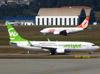 Boeing 737-8EH, PR-GGD, da GOL. (26/07/2012)