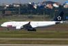 Airbus A330-223, PT-MVM, da TAM. (26/07/2012)