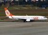 Boeing 737-85F, PR-GIP, da GOL. (26/07/2012)