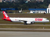 Airbus A321-231, PT-MXE, da TAM. (26/07/2012)