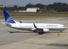 Boeing 737-86N, HP-1824CMP, da Copa Airlines. (26/07/2012)