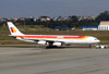 Airbus A340-313, EC-GLE, da Iberia. (26/07/2012)