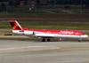 Fokker 100 (F28MK0100), PR-OAG, da Avianca Brasil. (26/07/2012)
