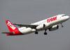 Airbus A320-232, PR-MAX, da TAM. (26/07/2012)