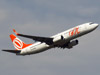 Boeing 737-8AS, PR-VBA, da GOL. (26/07/2012)