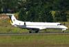 Embraer ERJ 135LR, FAB 2560, do GTE (Grupo de Transporte Especial) da FAB (Força Aérea Brasileira). (26/07/2012)