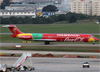 McDonnell Douglas MD-83, OY-RUE, da Danish Air Transport. (29/05/2014)