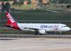 Airbus A320-214, PR-MYF, da TAM (Oneworld). (29/05/2014)