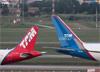 Airbus A321-231, PT-MXF, da TAM. (29/05/2014)