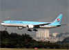 Boeing 777-3B5ER, HL7784, da Korean Air. (29/05/2014)
