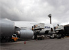 Boeing 747-830 Intercontinental, D-ABYD, da Lufthansa. Foto: Rubens Herédia Zanetti (31/03/2014)