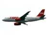 Airbus A319-132, PR-MAL, da TAM. (03/02/2009)