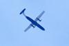 Aerospatiale/Alenia ATR 72-600, PR-ATG, da Azul, sobrevoando São Carlos. (04/01/2013)