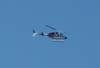 Bell 206 Long Ranger sobrevoando São Carlos. (05/04/2007) Foto: Valdemar Júnior