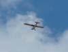 Neiva P56-C-1, PP-HPA, do Aeroclube de Bragança Paulista, sobrevoando a cidade de São Carlos. (16/12/06)