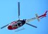 """Eurocopter/Helibrás AS-350B2 Esquilo, """"Águia 15"""", da Polícia Militar do Estado de São Paulo. (25/03/2009)"""