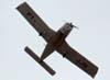 Piper PA-28-180 (Cherokee 180), PT-JJN, sobrevoando São Carlos. (27/12/2008)