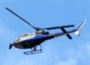 """Eurocopter AS-350 B2 """"Esquilo"""", PR-HTV (""""chamado Globocop""""), da Rede Globo, sobrevoando São Paulo. (22/03/2011)"""
