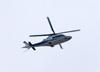 Agusta A109E Power, PT-YKK, sobrevoando São Carlos (SP). (26/08/2018)